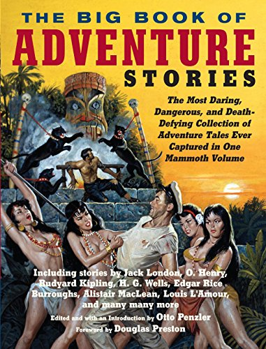 9780307474506: The Big Book of Adventure Stories