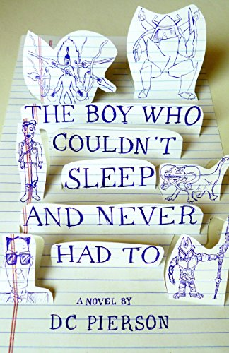 9780307474612: The Boy Who Couldn't Sleep and Never Had to (Vintage Contemporaries)