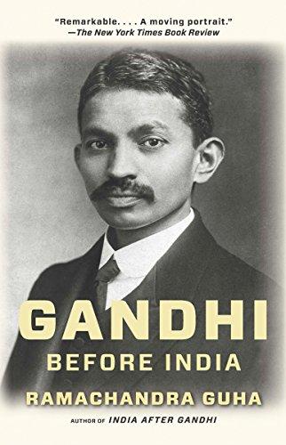 9780307474780: Gandhi Before India