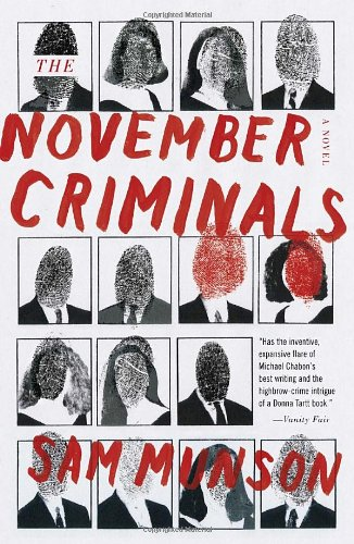 9780307474827: The November Criminals