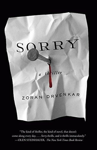 9780307475169: Sorry (Vintage Crime/Black Lizard)