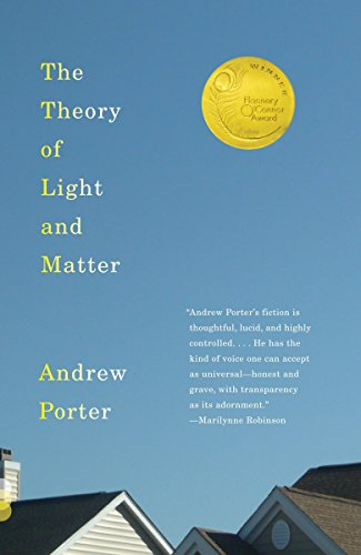 The Theory of Light and Matter (Vintage Contemporaries): Andrew Porter