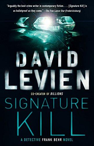 9780307475909: Signature Kill (Frank Behr)