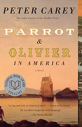 9780307476012: Parrot and Olivier in America (Vintage International)