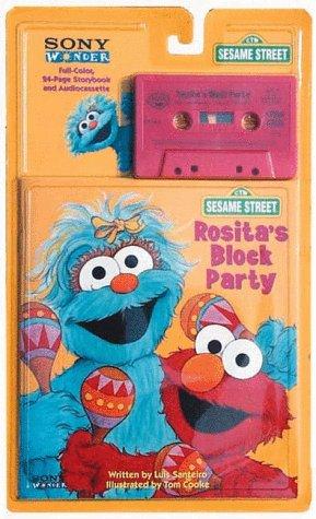 9780307477095: Rosita's Block Party (Sesame Street)