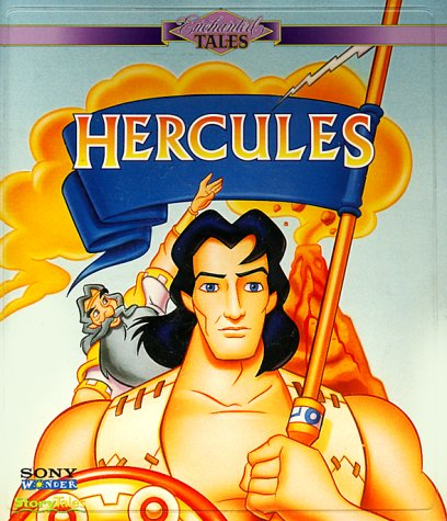 9780307477194: Hercules (Enchanted Tales)