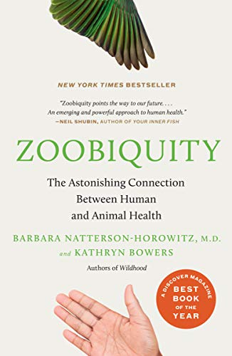 chapter eight summary of zoobiquity by barbara natterson hororwitz essay Key lewis loftus cocking chapter 8 solutions shelley admont zoobiquity the astonishing connection between human and animal health barbara natterson horowitz come.