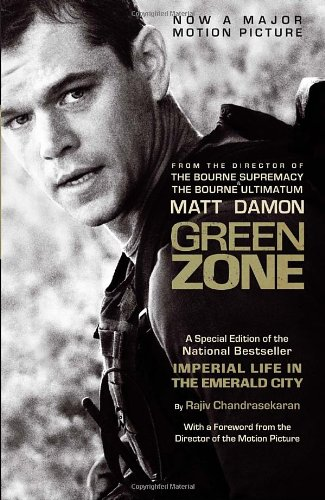 9780307477538: Green Zone (Imperial Life/Emerald City Movie Tie-In Edition)