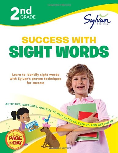 9780307479334: Second Grade Success with Sight Words (Sylvan Workbooks) (Sylvan Language Arts Workbooks)