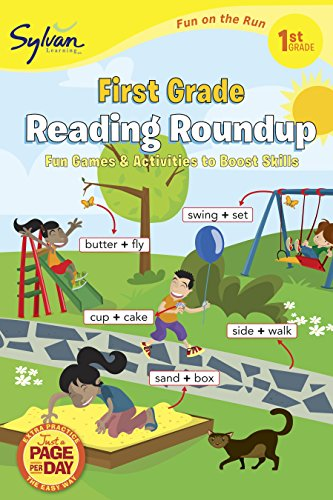 9780307479495: 1st Grade Reading Roundup (Sylvan Fun on the Run Series) (Sylvan Fun on the Run Series, Language Arts)