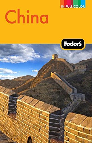 9780307480538: Fodor's China (Full-color Travel Guide)