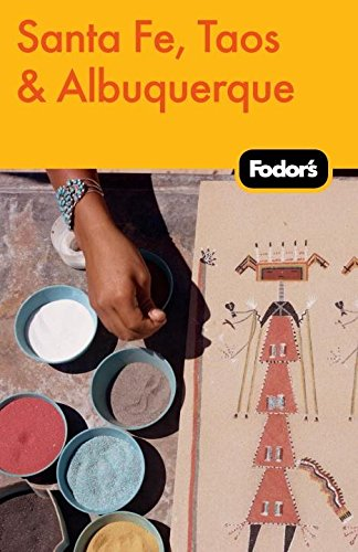 9780307480552: Fodor's Santa Fe, Taow & Alburquerque, 3rd Edition