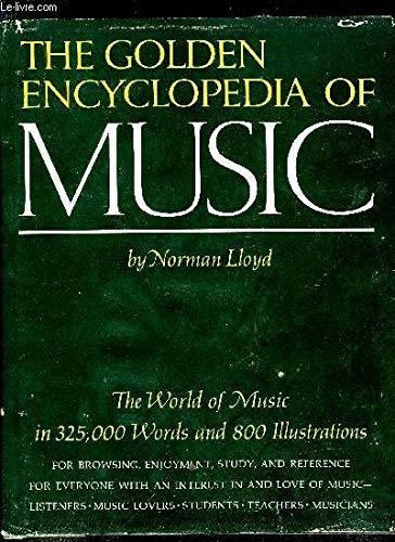 9780307495198: The Golden Encyclopedia of Music