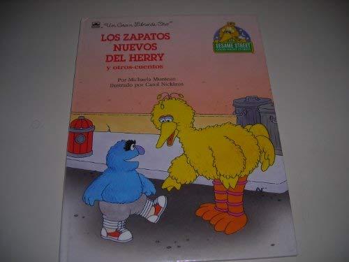 9780307520616: Los Zepatos Nuevos Del Herry (Spanish Edition)