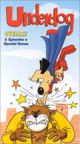9780307554031: Underdog Vs Overcat [VHS]