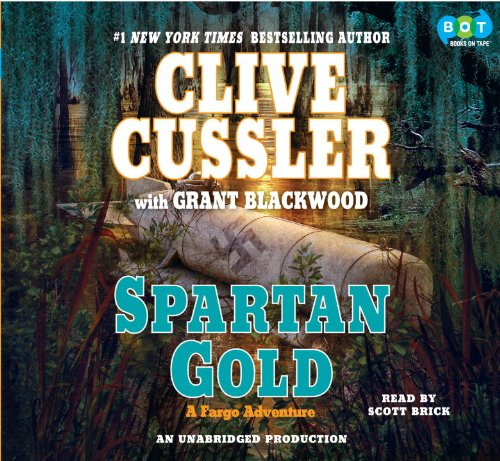 9780307577733: Spartan Gold (Unabridged)