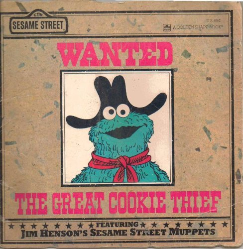 9780307580122: The Great Cookie Thief