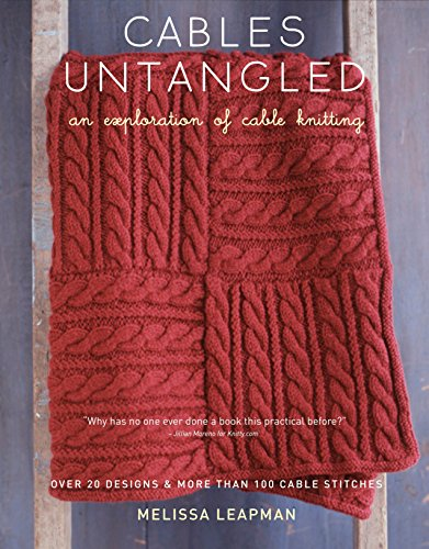 9780307586483: Cables Untangled: An Exploration of Cable Knitting