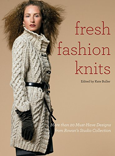 9780307586612: Fresh Fashion Knits: More Than 20 Must-Have Designs from Rowan's Studio Collection