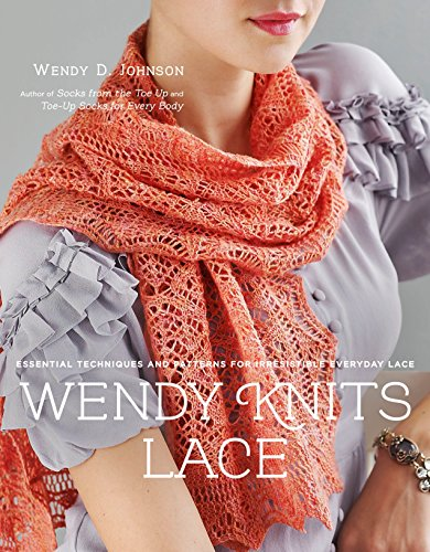 9780307586674: Wendy Knits Lace: Essential Techniques and Patterns for Irresistible Everyday Lace