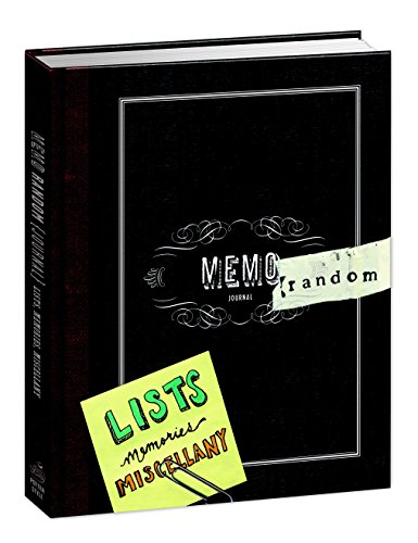 9780307587442: MemoRANDOM: A Journal for Lists, Memories, and Miscellany