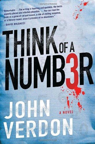 9780307588920: Think of a Number (Dave Gurney, No.1): A Novel