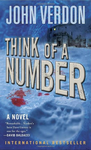 9780307588937: Think of a Number (Dave Gurney, No.1): A Novel (A Dave Gurney Novel)