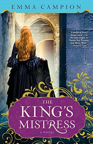9780307589262: The King's Mistress: A Novel