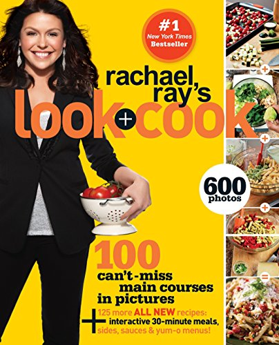 9780307590503: Rachael Ray's Look + Cook