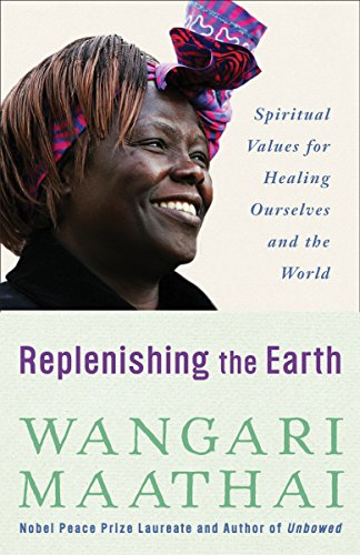 9780307591142: Replenishing the Earth: Spiritual Values for Healing Ourselves and the World