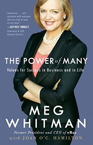9780307591227: The Power of Many: Values for Success in Business and in Life