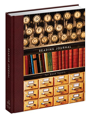 Reading Journal: For Book Lovers: Potter Gift