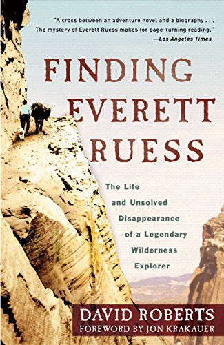9780307591777: Finding Everett Ruess: The Life and Unsolved Disappearance of a Legendary Wilderness Explorer