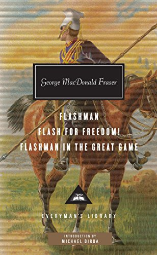 9780307592682: Flashman, Flash for Freedom!, Flashman in the Great Game (Everyman's Library Classics & Contemporary Classics)