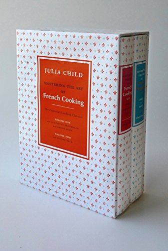 Mastering the Art of French Cooking, Volume 1 & 2: The Essential Cooking Classics (Boxed Set): ...