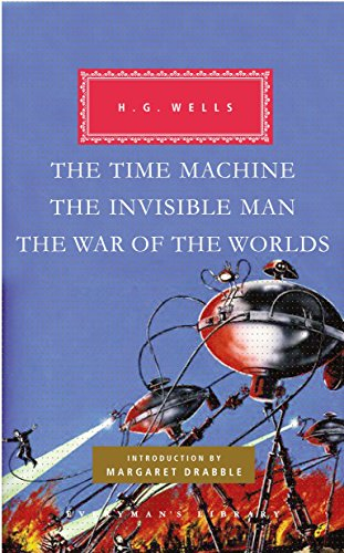 9780307593849: The Time Machine, the Invisible Man, the War of the Worlds (Everyman's Library (Cloth))