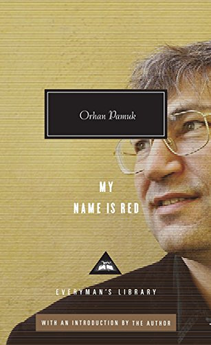 9780307593924: My Name Is Red (Everyman's Library (Cloth))
