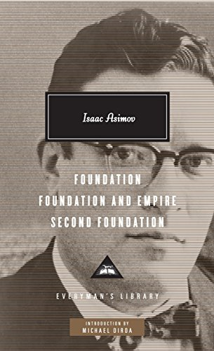 9780307593962: Foundation, Foundation and Empire, Second Foundation (Everyman's Library Classics & Contemporary Classics)
