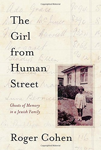 9780307594662: The Girl from Human Street: Ghosts of Memory in a Jewish Family