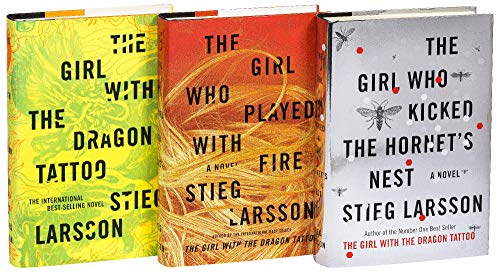 9780307594778: Stieg Larsson's Millennium Trilogy: The Girl With the Dragon Tattoo, the Girl Who Played With Fire, the Girl Who Kicked the Hornet's Nest