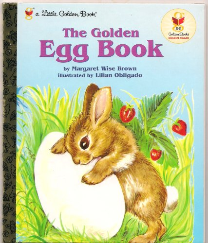 9780307595034: The Golden Egg Book