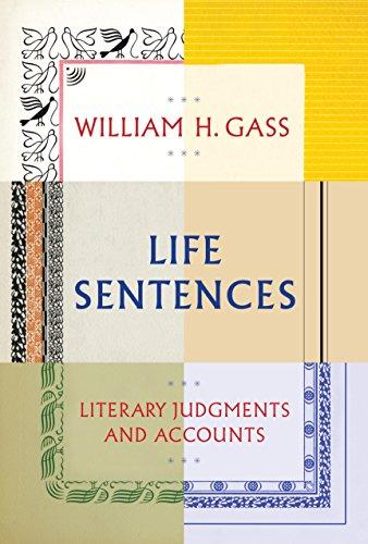 9780307595843: Life Sentences: Literary Judgments and Accounts