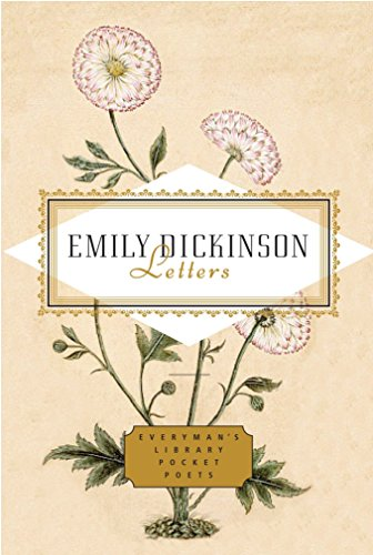 9780307597045: Letters: Emily Dickinson (Everyman's Library Pocket Poets Series)