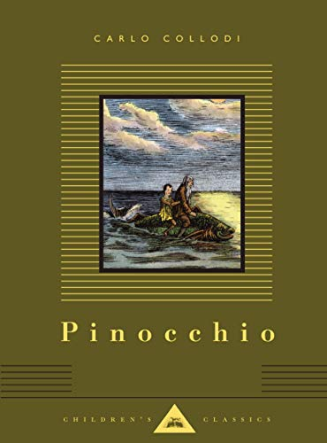 9780307597069: Pinocchio (Everyman's Library Children's Classics Series)