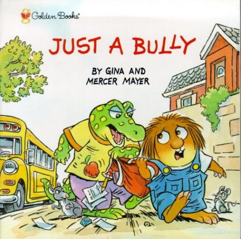 Just a Bully (Look-Look): Golden Books