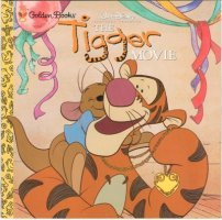 9780307598905: The Tigger Movie (Walt Disney Golden Book)