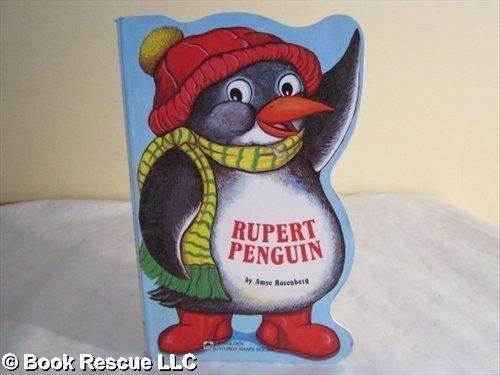 Rupert Penguin: Golden Books
