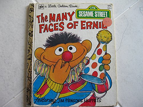 9780307601087: Many Faces of Ernie