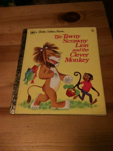 9780307601285: The Tawny Scrawny Lion and the Clever Monkey