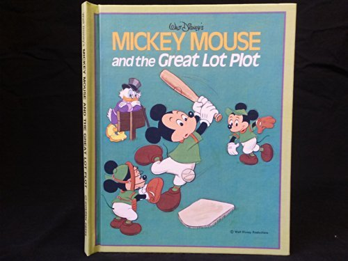9780307601292: Mickey Mouse and the Great Lot Plot